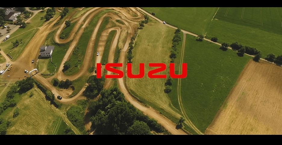 Isuzu Offroad Day Clip Video Film